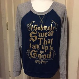 Harry Potter long sleeve top